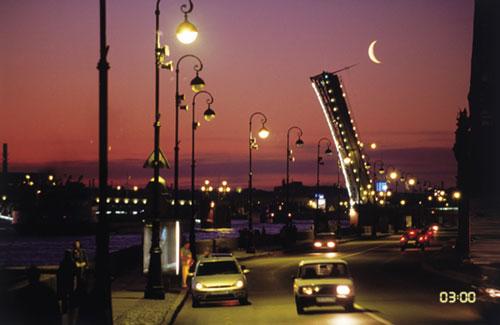 לילות לבנים בסנט פטרסבורג