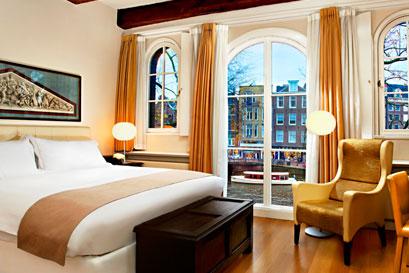 מלונות באמסטרדם: המלצות למקומות לינה שווים