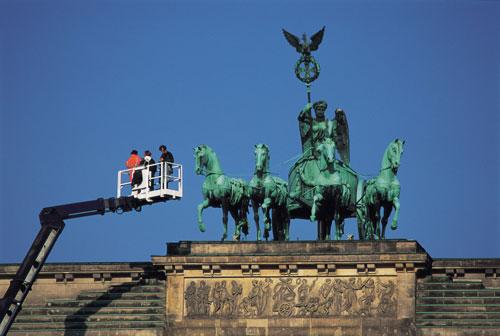 ברלין: עיר אחת, תשע נשמות