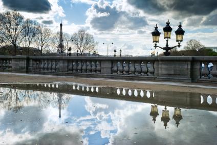 פריז – ביקור חורף