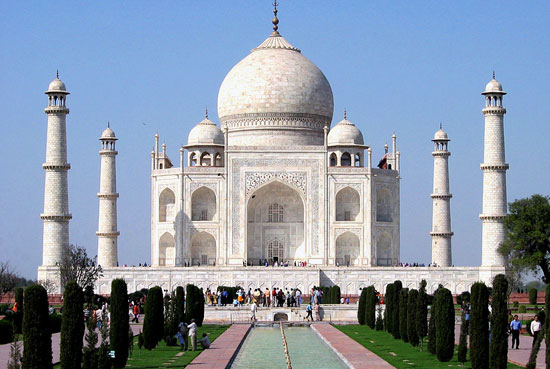 הודו – השער לתרבויות המזרח