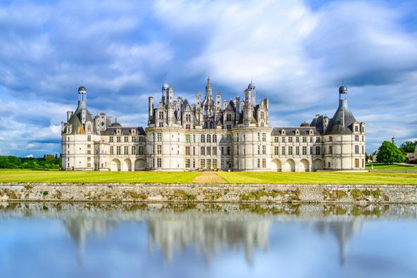 עמק הלואר: החיים הטובים בגן של צרפת