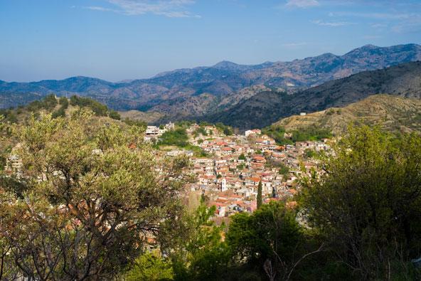 תיירות אקולוגית בקפריסין