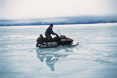 קוויבק באופנוע שלג: חשיפה לצפון