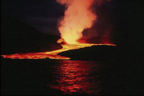 איסלנד – לידת אי