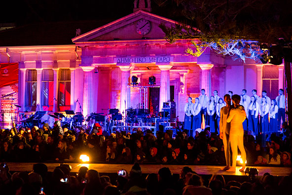 פאפוס, קפריסין: בירת התרבות האירופית