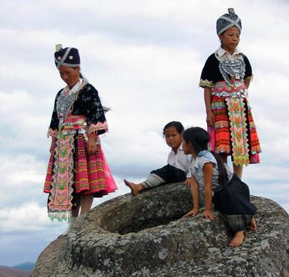 לאוס – ראש השנה של שבט המונג