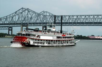 מיסיסיפי: מסע במורד הנהר והזמן