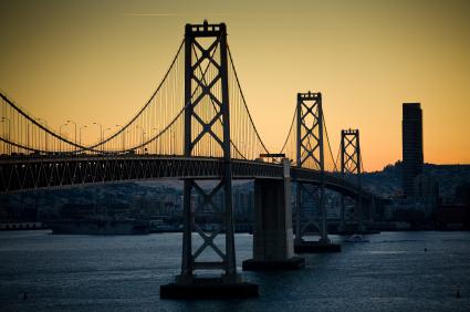 גשר המפרץ בסן פרנסיסקו נסגר לשיפוצים