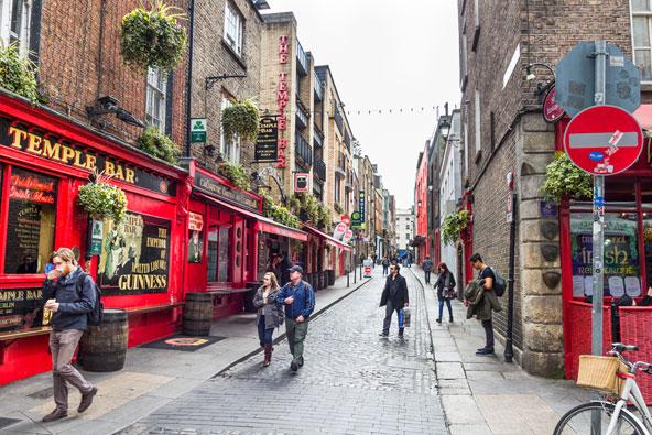 דבלין – טיול הליכה בעיר