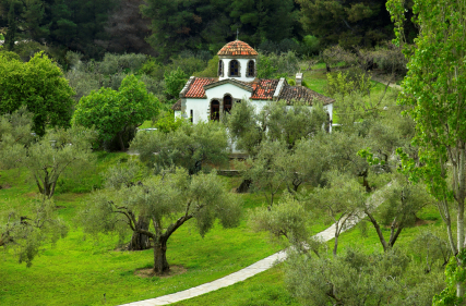 השכנה היוונייה שלי