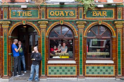 דבלין: בירה, ספרות ומוזיקה