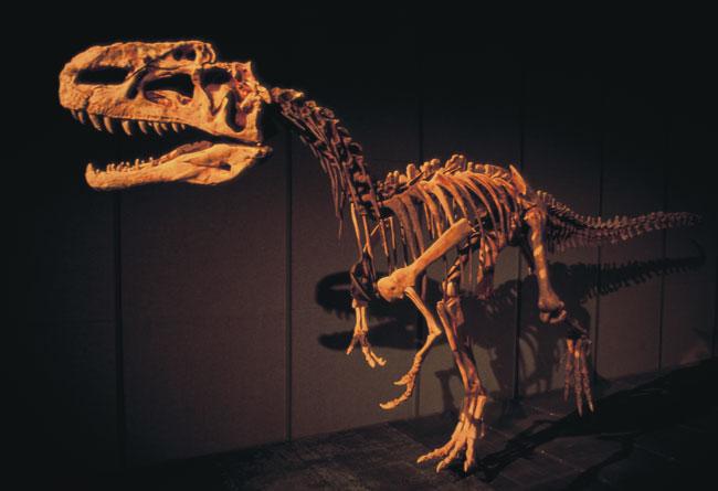 דינוזאורים: שובה של הלטאה הנוראה