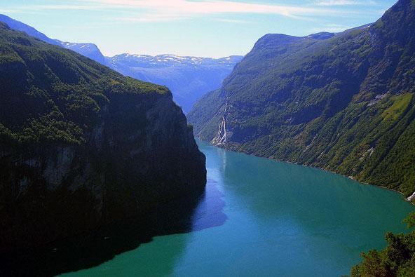 סרטון השבוע: נפלאות נורווגיה