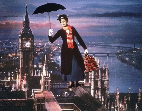לונדון של מרי פופינס – הכינו את המטריות