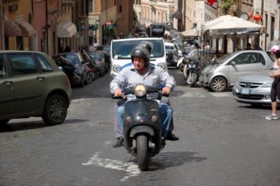 רומא עיר פרזות