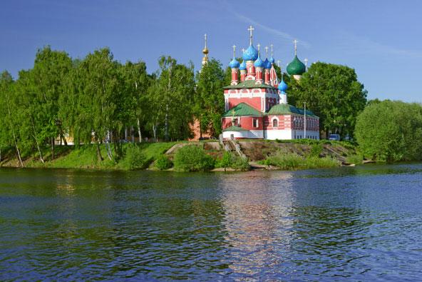 שייט נהרות ברוסיה – ממוסקבה לסנט פטרסבורג