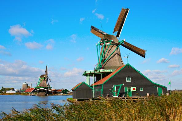 הולנד למשפחות – טיולי כוכב באזור אמסטרדם
