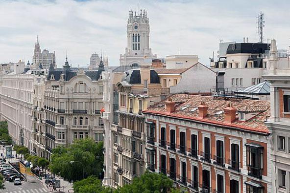 מלונות במדריד – המלצות