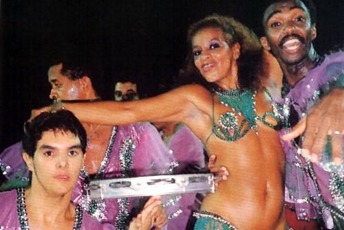 בקצב הסמבה – שורשי המוזיקה הברזילאית