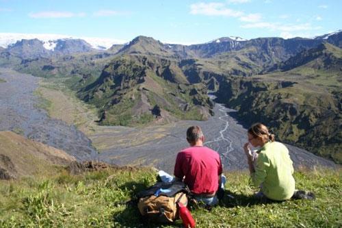 המסלול המקיף באיסלנד