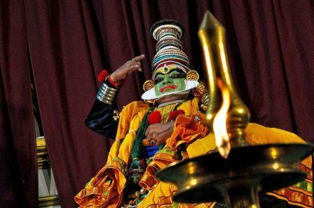 קתקאלי – תיאטרון המחול ההודי