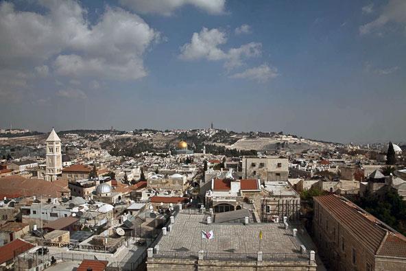 הפתעות ירושלמיות – טיולים בירושלים