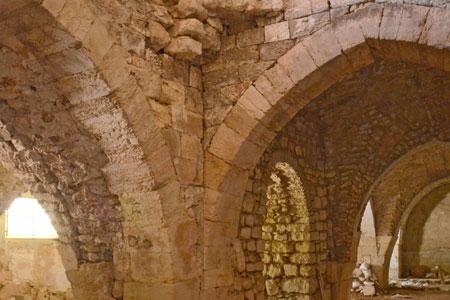 בית חולים בן אלף שנה נחשף לציבור בירושלים