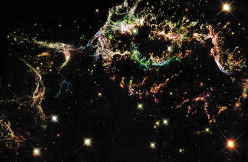 טלסקופ החלל: אזור הדמדומים