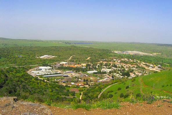 חופשת קיץ משפחתית בצפון הגולן