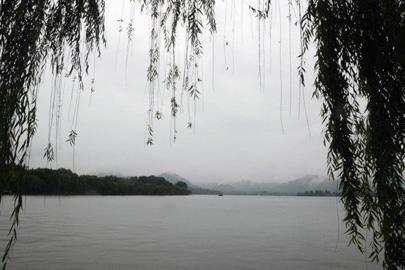 סין – האגם המערבי בהאנגז'ו