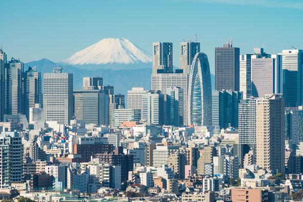 טוקיו: לא נחה לרגע