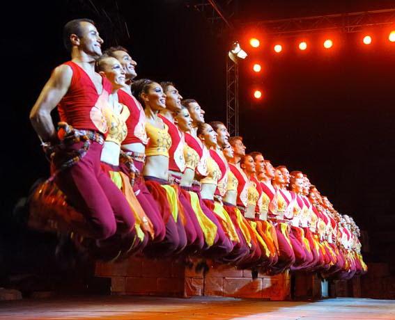 אירועי תרבות וספורט בתורכיה