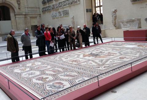 לראשונה: תערוכה ישראלית רשמית במוזיאון הלובר