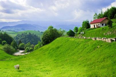 עולם הולך ונעלם – רומניה ההררית והכפרית