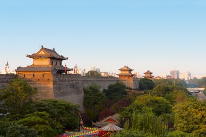 שיאן – עירו של הקיסר הצהוב