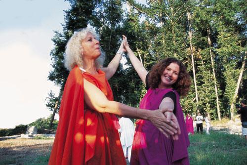 מסע המוזות: נשים אל האולימפוס