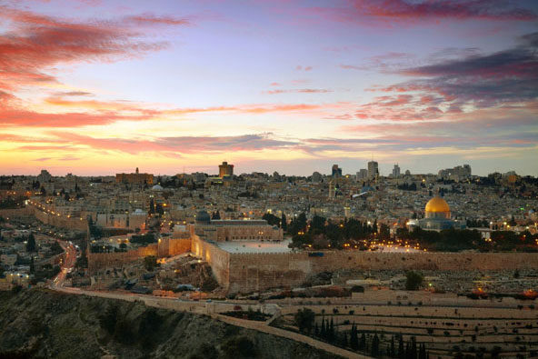 ירושלים – חופשות עם תוכן