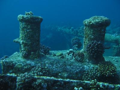 """ה""""ויקטורי"""" נמצאה במעמקי הים. איפה האוצר?"""