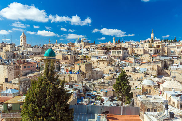 שש אטרקציות מובילות בירושלים