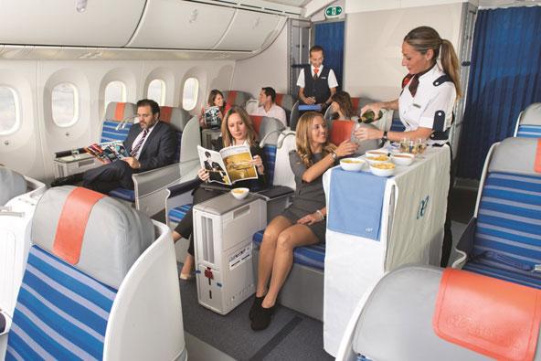 אייר אירופה: מטוסי דרימליינר חדישים בטיסות למיאמי