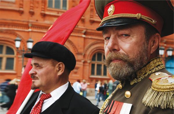 מוסקבה – כפילים ברוסיה