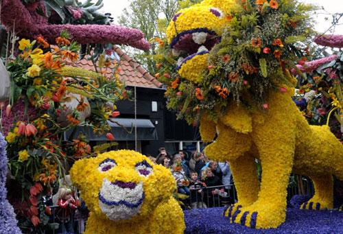 אירועי אביב בהולנד