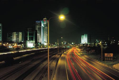 תל אביב: עיר עם הפסקה