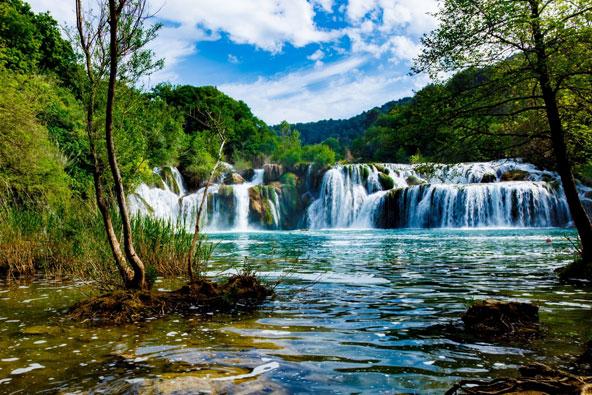 קרואטיה: קפיצה לגן עדן