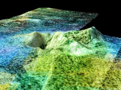 התגלה הר געש קפוא על ירח של שבתאי