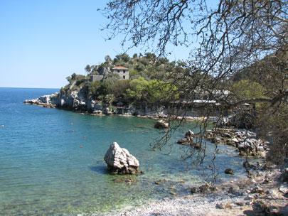 הליכה ביוון – פיליון והאיים הספורדיים