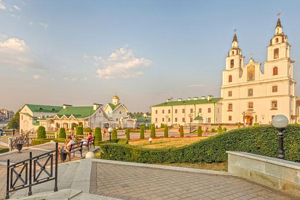 מינסק: עשרת הגדולים