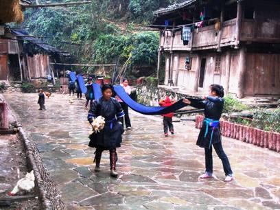 סין: בארצות הרוח והגשם