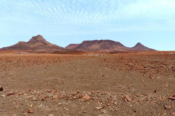 נמיביה – לחצות את מדבר נמיב